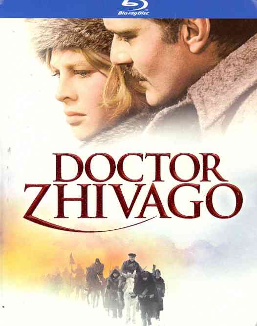 DOCTOR ZHIVAGO ANNIVERSARY EDITION BY GUINNESS,ALEC SIR (Blu-Ray)